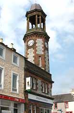 Castle Douglas clocktower